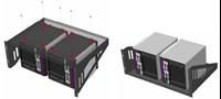Rack mounting kit pro Nuvo-6000
