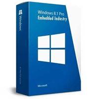 Obrázek Microsoft Windows Embedded 8.1 Industry Pro, 5JV-00162 - 32/64